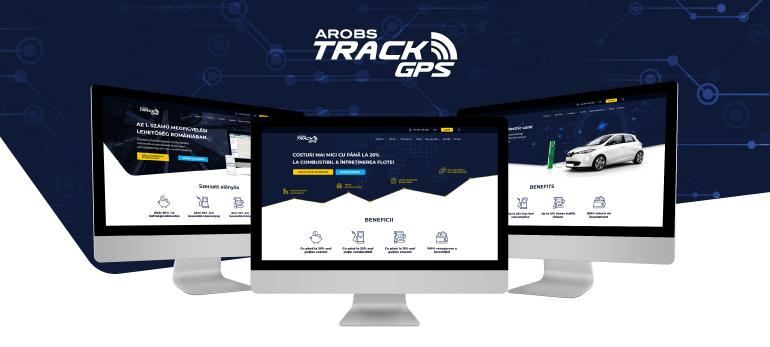 TrackGPS_lansare-website