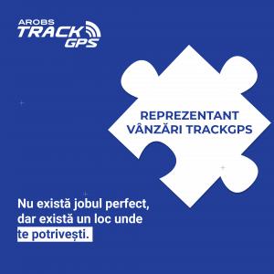 Reprezentant Vânzări TrackGPS