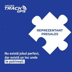 Reprezentant Presales TrackGPS